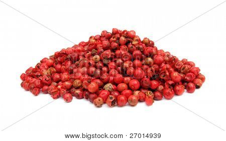Pepper red peppercorns