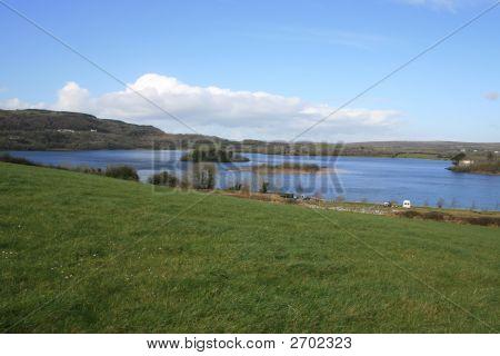 Scenic Irish Lake