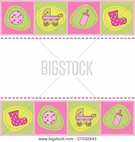 baby card designs collection