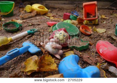 Abandoned Sandbox
