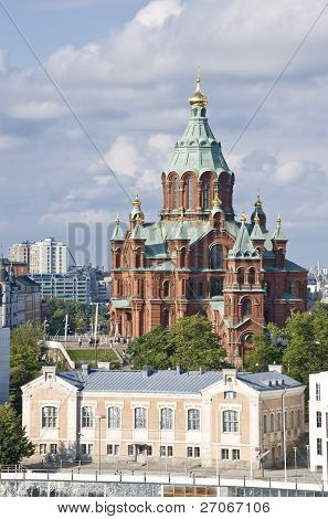 Helsinki Orthodox Church