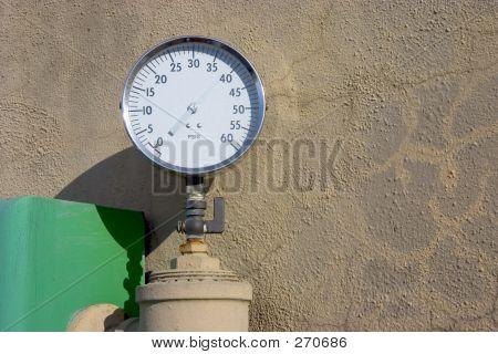 Hohe Manometer