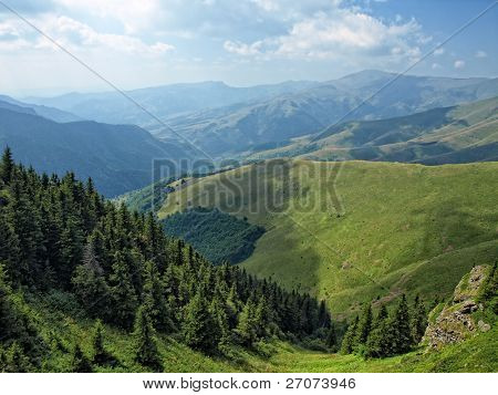 Balkan Mountains