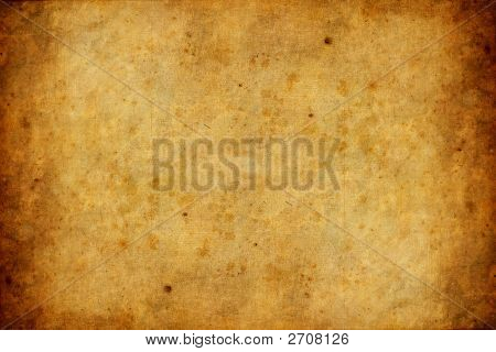 Old And Worn Paper Seamless Texture  Background