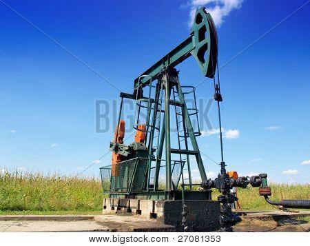 Pump-jack
