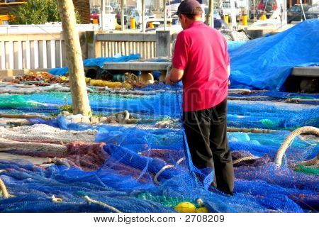 Fixing Fishing Nets