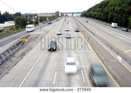 Freeway Traffic #1
