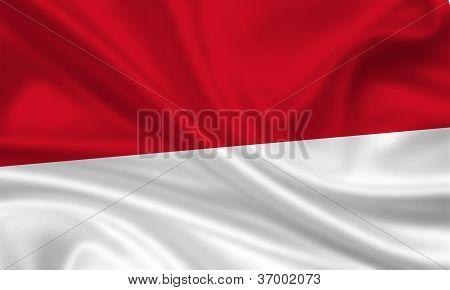 Indonesia / Monaco