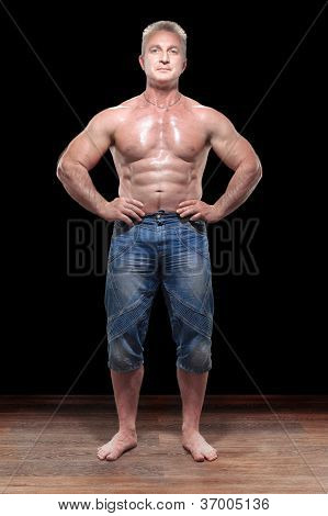 Adult Muscular Model