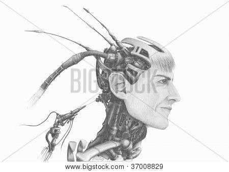 kybernetische Mann