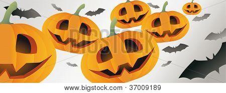Pumpkins Horizontal