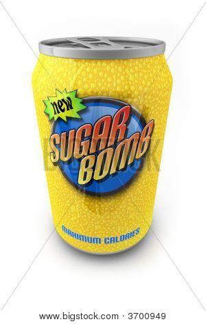 Bomba de açúcar