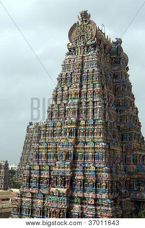 Meenakshi Temple Madurai India