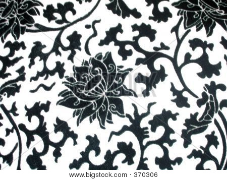Flower And Vine Pattern