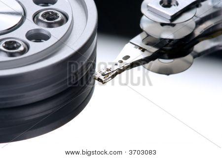 Unidade de disco rígido do computador
