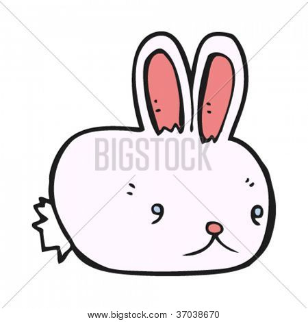 cartoon odd rabbit