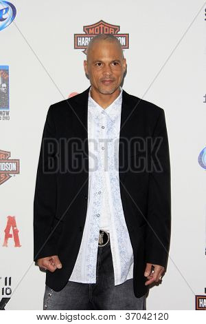LOS ANGELES - SEP 8:  David Labrava arrives at the