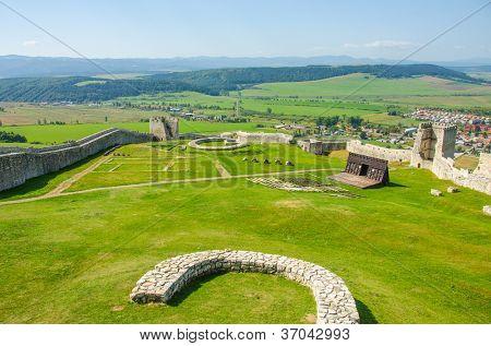 Spis Castle (Spissky hrad) - Slovakia