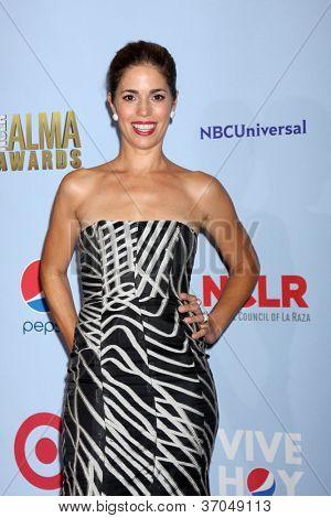 LOS ANGELES - SEP 16:  Ana Ortiz in the press room at the 2012 ALMA Awards at Pasadena Civic Auditorium on September 16, 2012 in Pasadena, CA