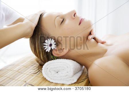 Wellness-Behandlung