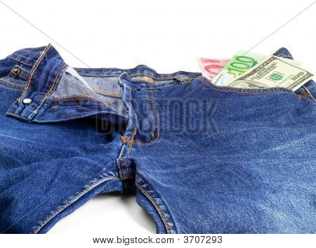 Bluejeans And Money