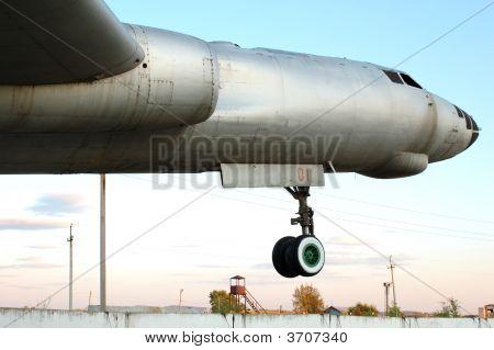 Russian (Soviet) Strategic Bomber Tu-16.