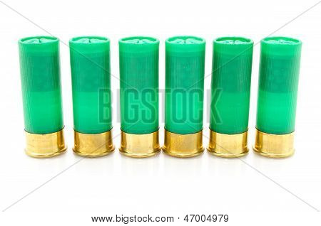 12 Gauge Shotgun Shells Used For Hunting