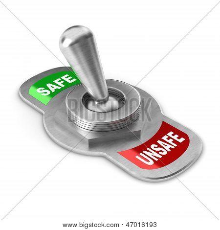 Safe Vs Unsafe Switch