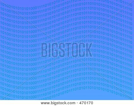 Binary Blue Wave