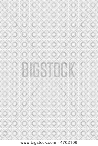 Grey Victorian Pattern