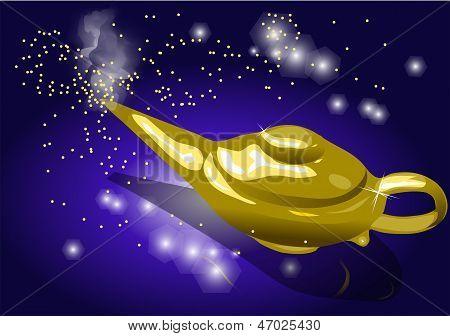 Lâmpada mágica