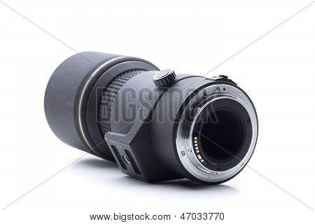 Teleobjetiva de 300mm