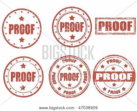Proof - Stamp
