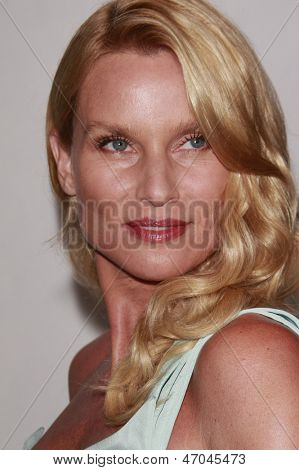BEVERLY HILLS - JUL 12:  Nicollette Sheridan at the Disney ABC Television Group Summer All Star party on July 12, 2008 in Beverly Hills, California.