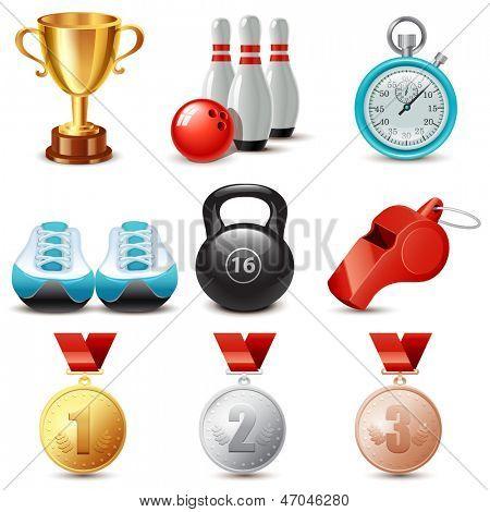 Iconos de deporte