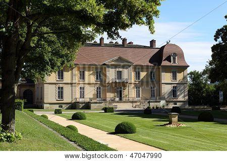 Castle Of Lacroix Laval