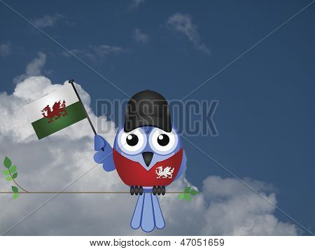 Welsh Patriot