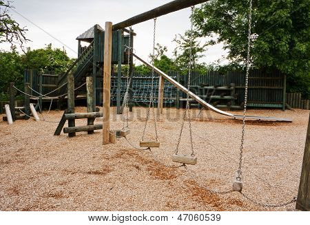 Parque de aventura de Childs
