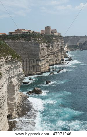 Cliff Of Bonifacio