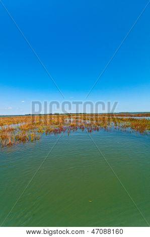 Venice Italy Lagune View