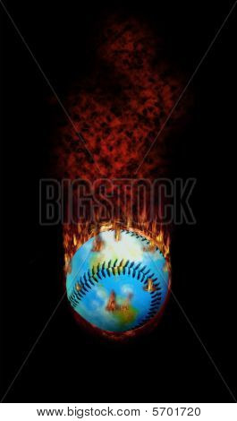 Baseball - A Hot Topic For The World