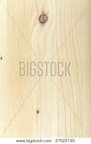 Laminated Pine Wood Unvarnished
