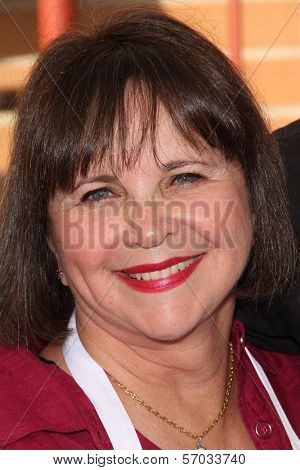 Cindy Williams at the Hollywood Chamber Of Commerce 17th Annual Police And Fire BBQ, Private Location, Hollywood, CA 11-30-11
