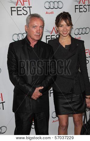 Udo Kier, Scarlett Taschen at the 2011 AFI Fest Special Screening of