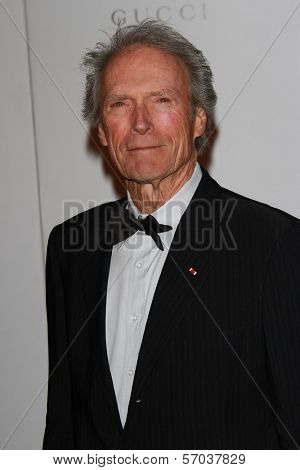 Clint Eastwood at the LACMA Art + Film Gala Honoring Clint Eastwood and John Baldessari, LACMA, Los Angeles, CA 11-05-11