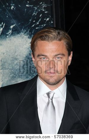 Leonardo DiCaprio at the AFI Fest 2011 Opening Night Gala Premiere of