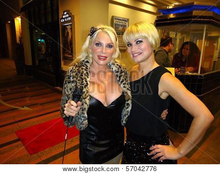 Shelley Michelle, Rena Riffel at a Special Screening of