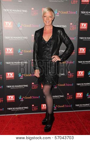 Tabatha Coffey at TV Guide Magazine's Annual Hot List Party, Greystone Mansion Supperclub, Beverly Hills, CA 11-07-11
