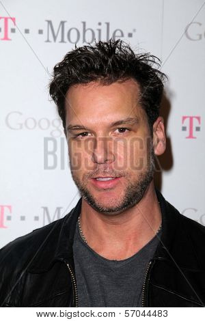 Dane Cook at Google And T-Mobile Celebrate The Launch Of Google Music, Mr. Brainwash Studios, Los Angeles, CA 11-16-11