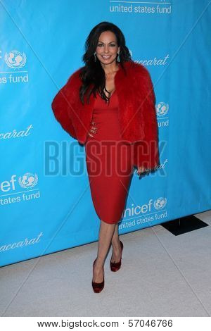 Moll Anderson at the 2011 Unicef Ball, Beverly Wilshire Hotel, Beverly Hills, CA 12-08-11